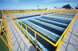 abastecimento de água para um saneamento básico