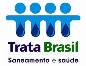 Instituto Trata Brasil Logo de multa para entupimentos