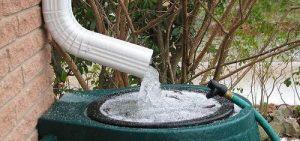 Reutilizar água da chuva