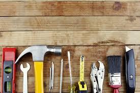 Materiais para reforma da casa no fim de ano
