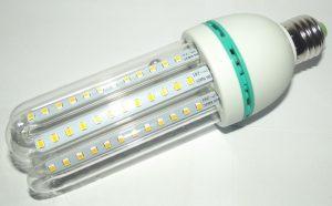 Lâmpadas de LED são mais inteligentes