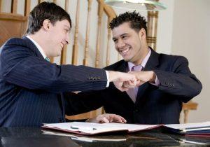 Amigos e negócios a parte