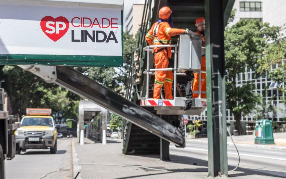 Banner de presentação do projeto Cidade Linda