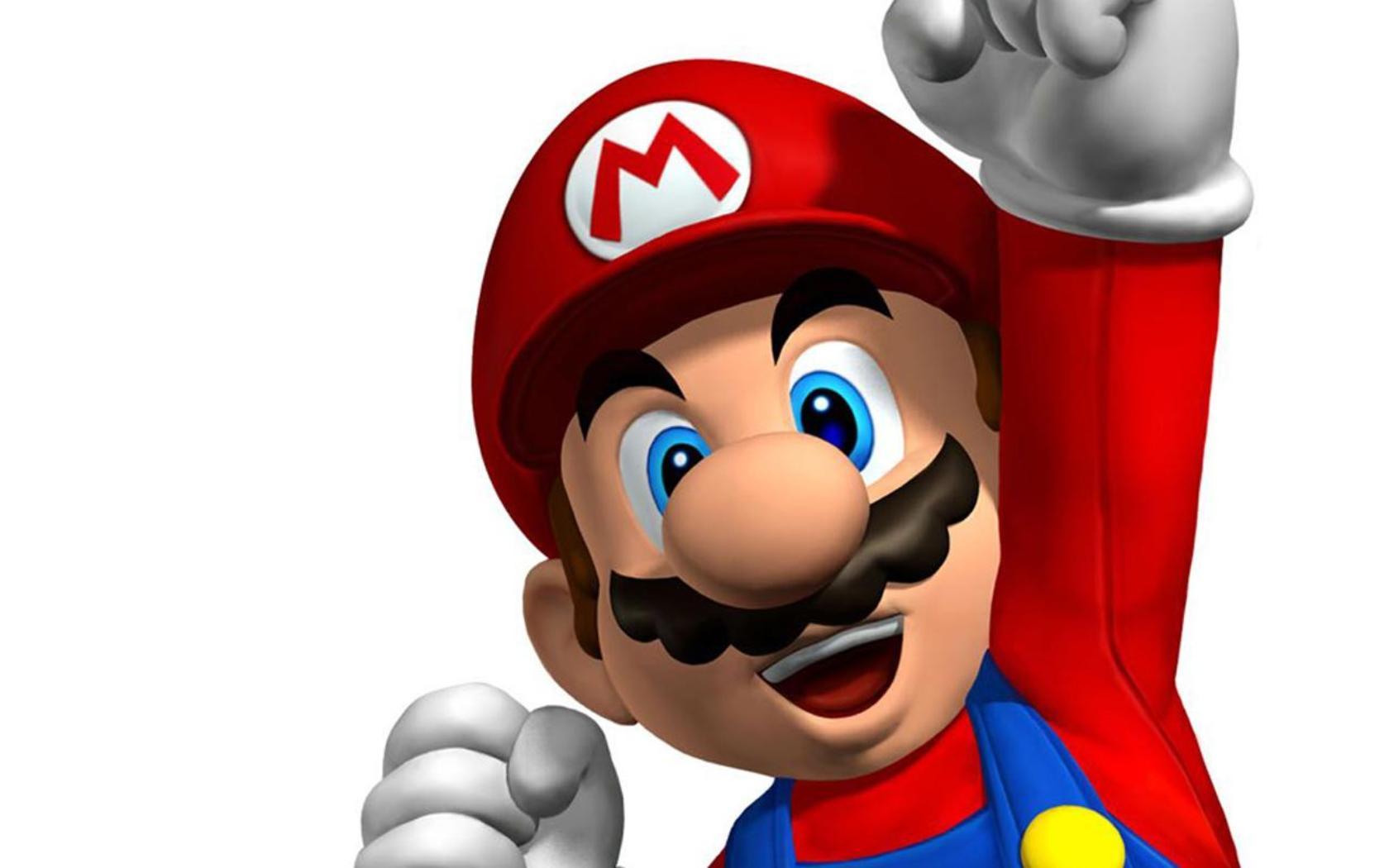 Mario é um personagem encanador