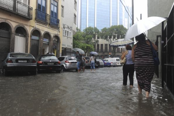 Prevenção das chuvas de verão